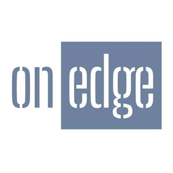On Edge logo
