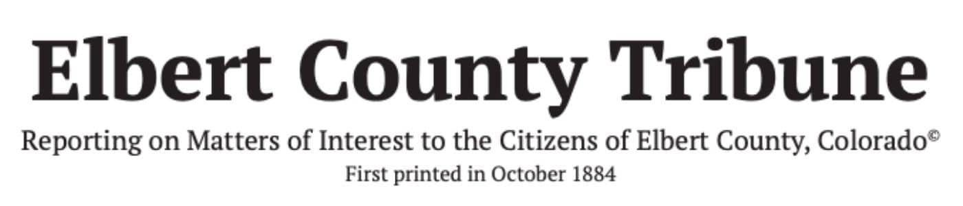 Elbert County Tribune (1)